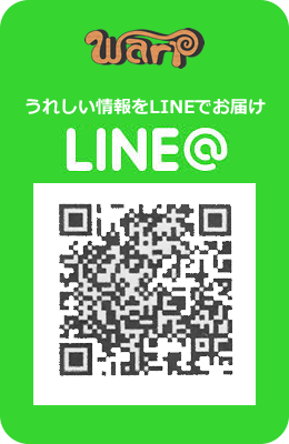 LINE@warp
